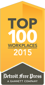 Detroit Free Press Top Work Places