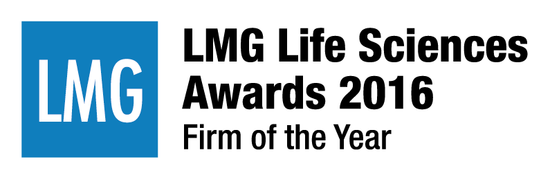 2016 LMG Life Sciences Awards, Firm of the Year