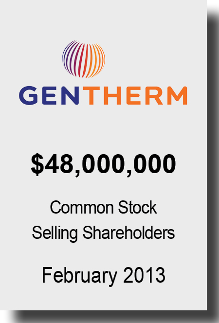Gentherm Feb 2013