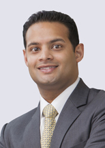 Photo of Anand C. Mathew